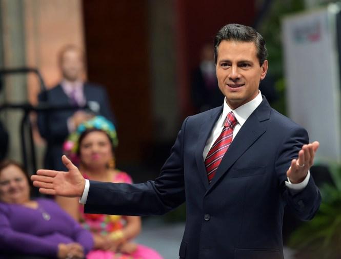 Enrique Peña Nieto. Foto: Presidencia de la República