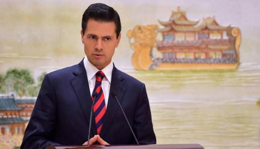 Tenemos que hilar muy fino: Peña se queda, el gabinete se va |DESFILADERO
