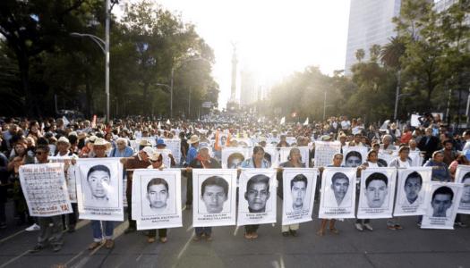 Ayotzinapa: la incansable lucha por la verdad, la justicia y la vida