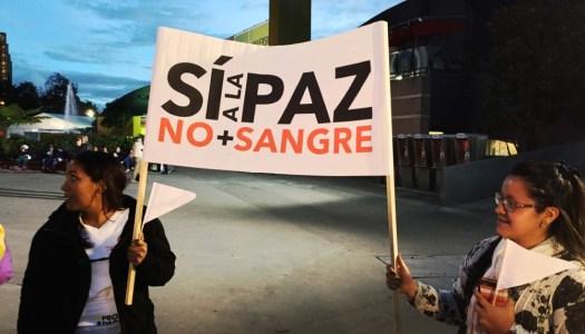 La paz no llegará a Colombia si no cambia el modelo económico: Vilma Almendra