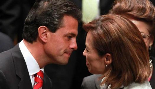 Vázquez Mota recibió más de mil millones del Gobierno de Peña Nieto