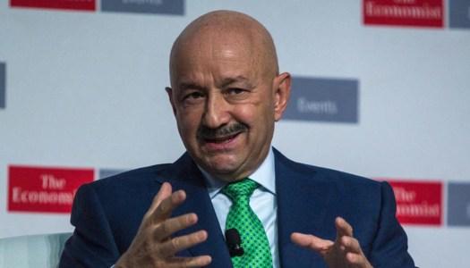 """Carlos Salinas """"da cátedra"""" en EU sobre los problemas de México"""