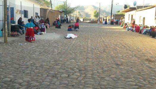 Wixáricas están de luto; comando armado asesinó a dos de sus líderes
