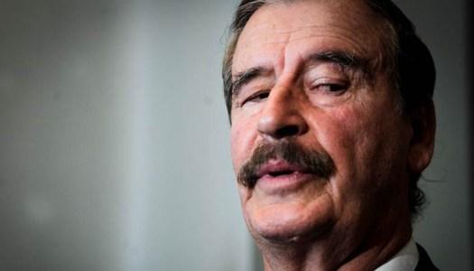 Me voy a encargar de que AMLO no llegue, tengo mis mañas: Vicente Fox
