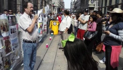 Jaime Avilés inicia batalla contra el cáncer
