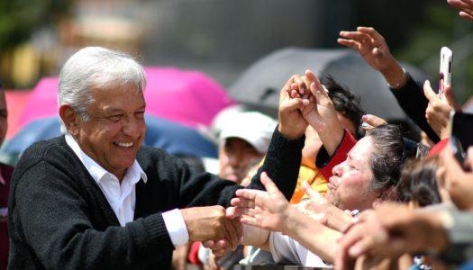 Aunque se junten PRI y PAN, les vamos a ganar: López Obrador