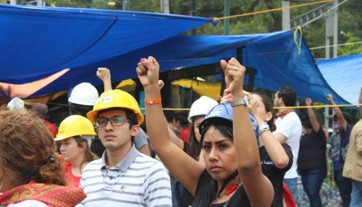 México, el país que desde abajo está resurgiendo de los escombros