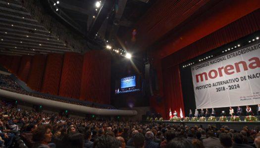 Morena obtendría mayoría en el congreso: Consulta Mitofsky