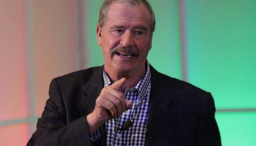 Vicente Fox se sincera: fui populista y entré a la política por poder y dinero