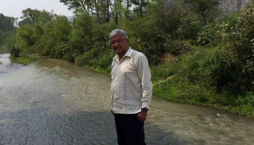 AMLO, el candidato con las mejores propuestas contra el cambio climático