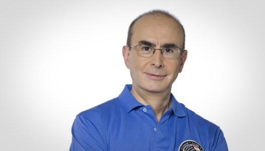 Neri Vela, el astronauta que apoya a AMLO