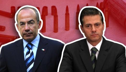 Comisión de la Verdad para crímenes con Calderón y EPN, proponen ONGs