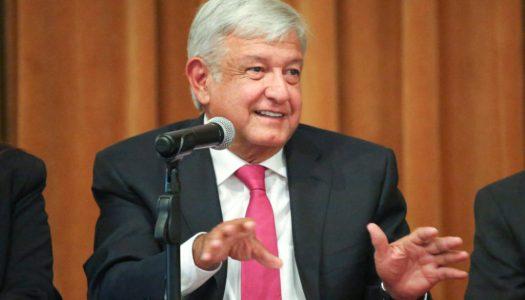 No más pensiones a los expresidentes en 2019: AMLO