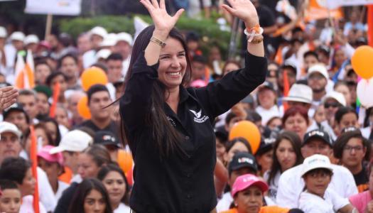 Diputada de MC regresa al Congreso… cobra y pide licencia