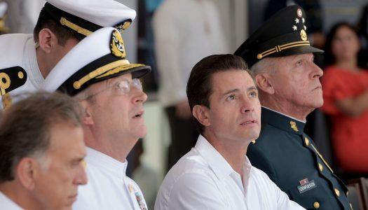 Antes de irse, Peña nieto quiere comprar misiles que cuestan 41 millones de dólares