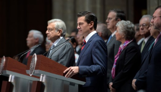 EPN heredará a AMLO un país con desaceleración económica e inflación