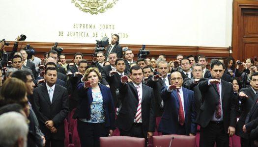 Cinismo judicial: magistrados, jueces y ministros ganarán más que AMLO en 2020