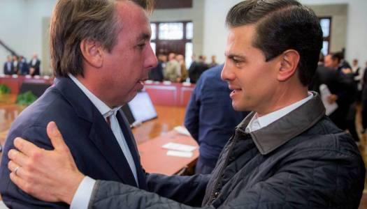 Peña Nieto dio más de 6 mil millones a Televisa en su sexenio