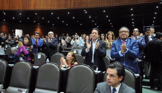 Morena arrebata al PES comisiones de Salud y Cultura en el Congreso