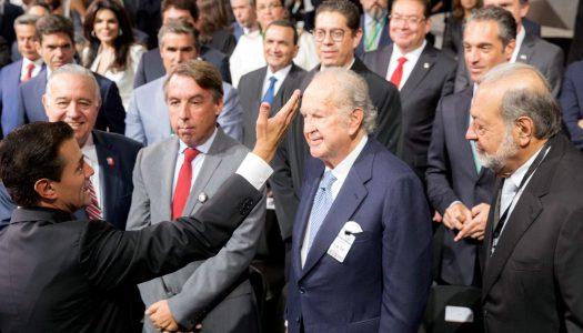 Con Peña Nieto, el SAT perdonó la deuda de 15 multimillonarios