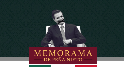 Crean memorama de Peña Nieto para no repetir un gobierno como el suyo