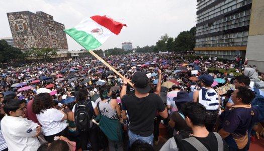 Que la #UNAMsinViolencia nos convierta en un México sin violencia