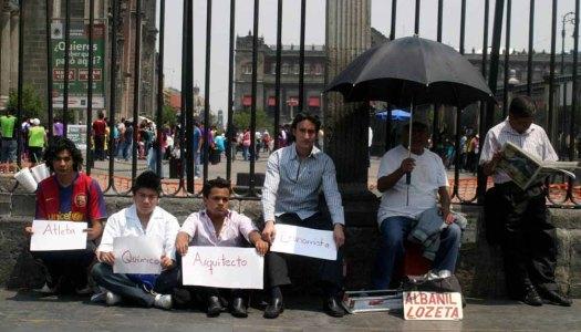 En México, 46% de egresados ganan menos de 8 mil pesos