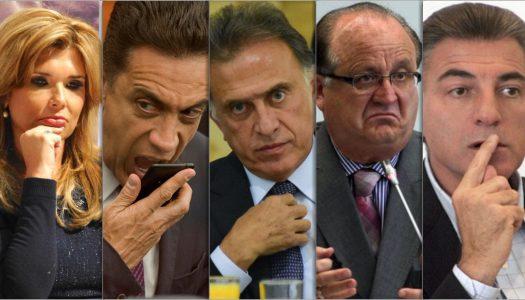 Estos son los gobernadores que quieren comprar a diputados de Morena