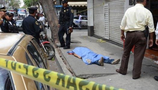 Crecen homicidios en la Ciudad de México: Tepito el barrio más violento
