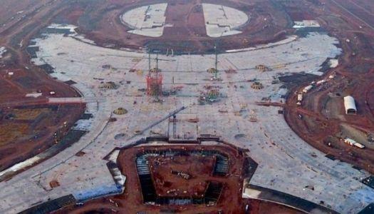 Preocupa a ingenieros hundimiento del suelo en el Nuevo Aeropuerto