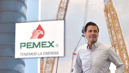 EPN ya se va y quiere dar contrato en Pemex por 400 mdp a extranjeros