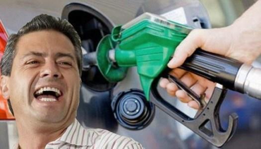 Nuevo gasolinazo de Peña Nieto; Hacienda lo niega