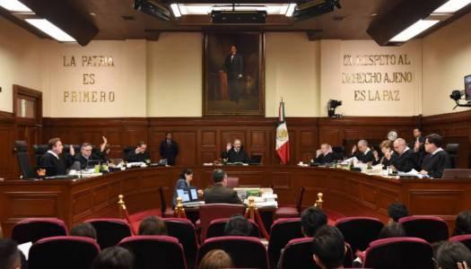 Ley de Seguridad Interior, a punto de ser anulada por la Corte