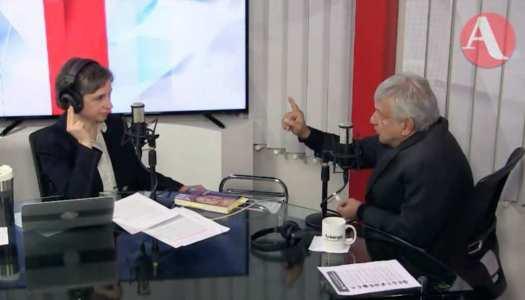6 puntos a resaltar en la entrevista de Aristegui a AMLO