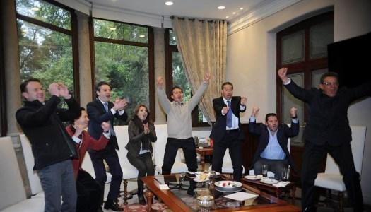 Saqueo en Los Pinos: se llevaron hasta las cucharas de Porfirio Díaz