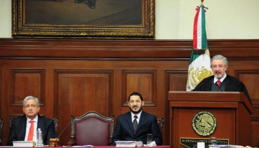 AMLO no se doblega ante la Corte: impugna suspensión para que bajen su salario