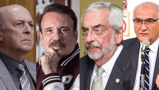 Estos son los rectores que ganan más que el Presidente de México