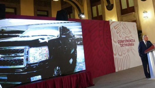 AMLO venderá los autos de lujo que compraron EPN y Calderón