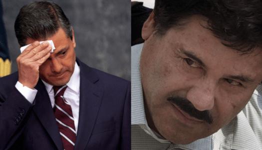 Chapo le pagó 100 millones de dólares a EPN; él quería 250: testigo