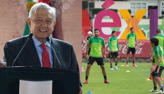 Gobierno de AMLO elimina patrocinio a Selección de fútbol
