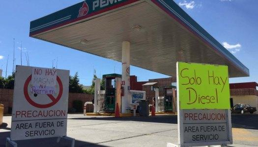 ¿Por qué hay desabasto de gasolina en varios Estados del país?