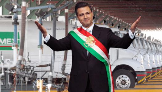 Gobierno de EPN pagó anticipo por 700 pipas que nunca recibieron