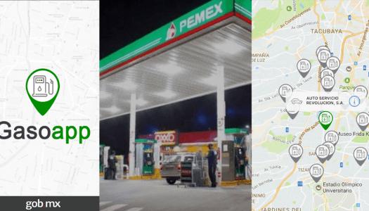 Esta es la aplicación para encontrar la gasolina más barata