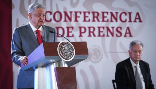 Conferencia de prensa de AMLO (12/02/2019)   En vivo