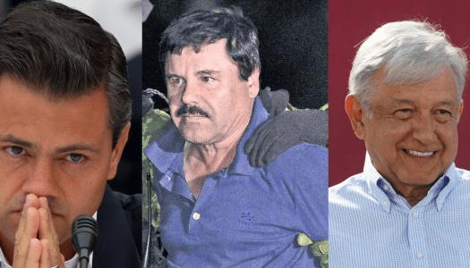"""Peña Nieto habría pedido a """"El Chapo"""" asesinar a AMLO, afirma abogado"""