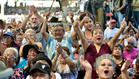Con gobierno de AMLO el optimismo de la gente subió a niveles históricos