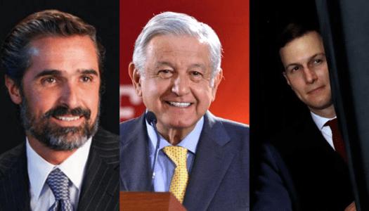 ¿Quién es Bernardo Gómez y por qué AMLO se reunió con Kushner en su casa?