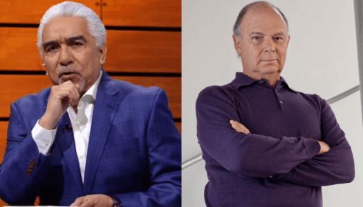 """Ricardo Alemán se """"solidariza"""" con Enrique Krauze… y se burla de él"""
