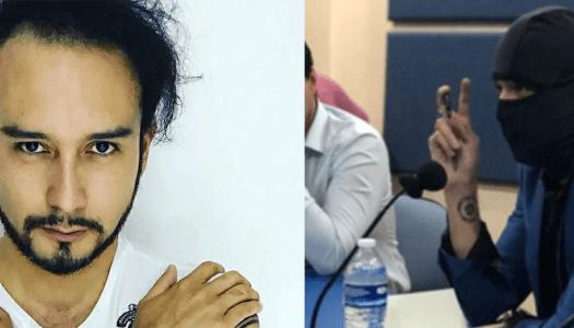 Músico que alentó a asesinar a AMLO, detrás del #MeTooHombres