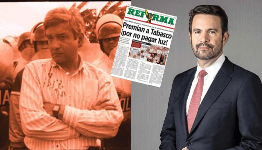 Reviven lucha de AMLO en 1994 para culparlo de megadeuda en CFE